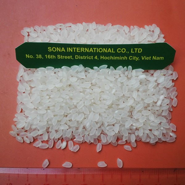 JAPONICA/SUSHI/ROUND RICE 5% BROKEN - COMPETITIVE PRICE - HIGH QUALITY