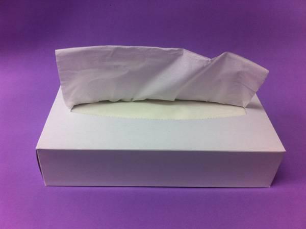 Best Selling Virgin Pulp Box Facial Tissue