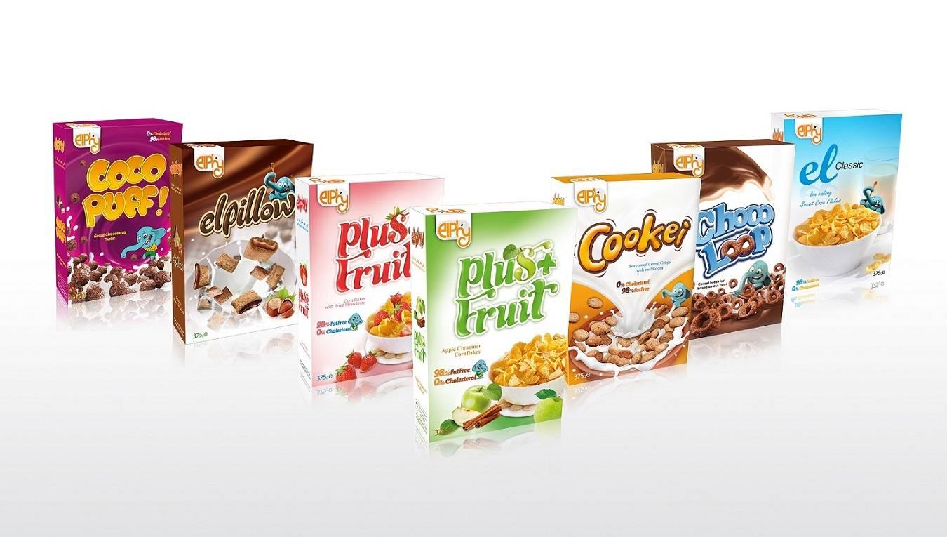 Elphy Cereal Breakfast