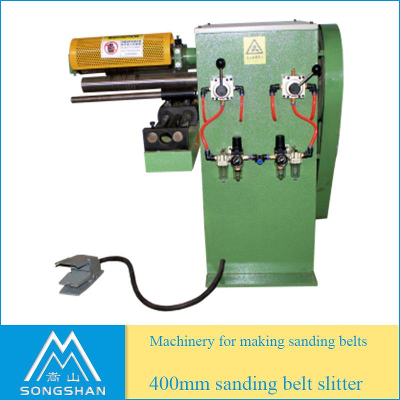 Abrasive Belt Slitting Machine---For Small Abrasive Belt Making