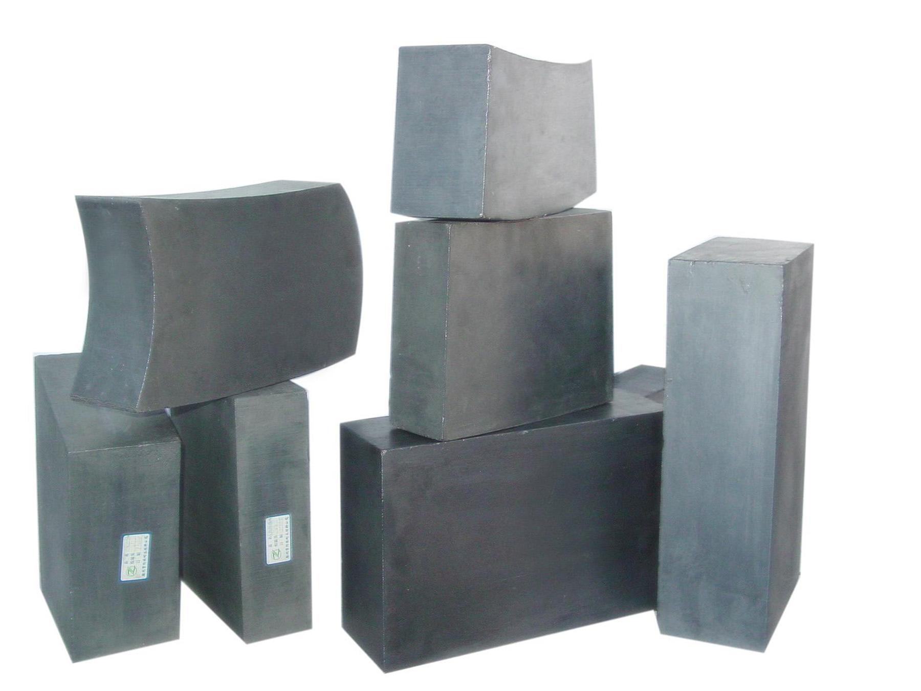 Magnesia carbon bricks for ladle