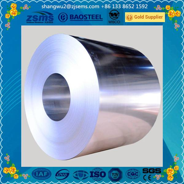 GI / Galvanized Steel Sheet Roll Coil in Zhejiang