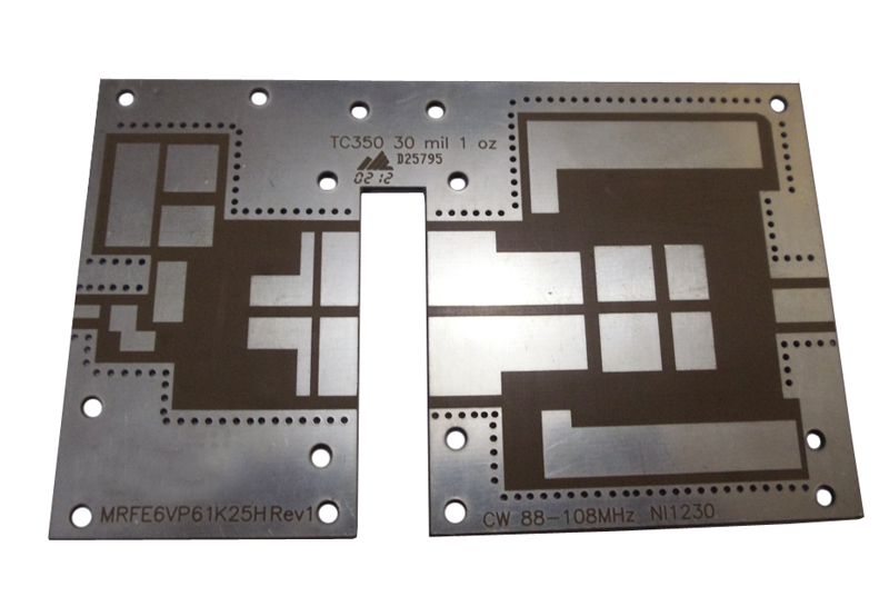 Arlon TC350 PCB