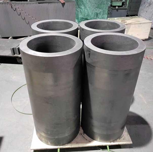Graphite Cruciblecorrosion resistance Graphite CrucibleGraphite Crucible for sale
