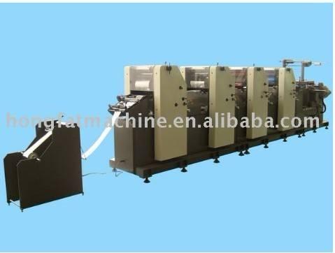 HFT-298 intermittent rotary label printing machine
