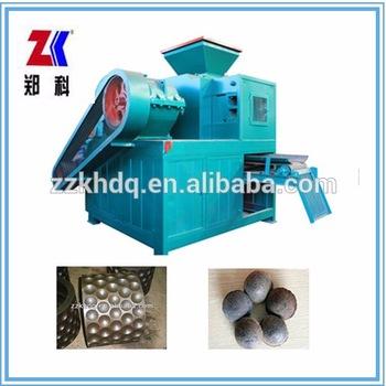 Competitive Price and high quality coal briquette machine / coal briquette price