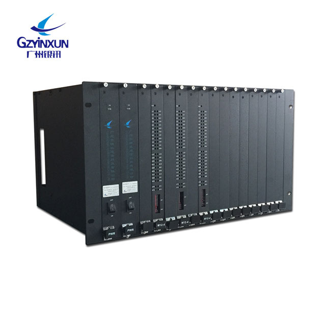 112-in & 56-out E1 Protection Switching(Failover)Equipment-ZMUX-1200