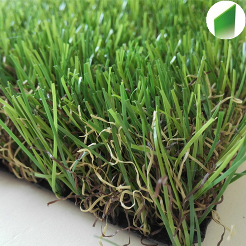 Basic Pro Light Green Landscape Artificial Grass For Yard