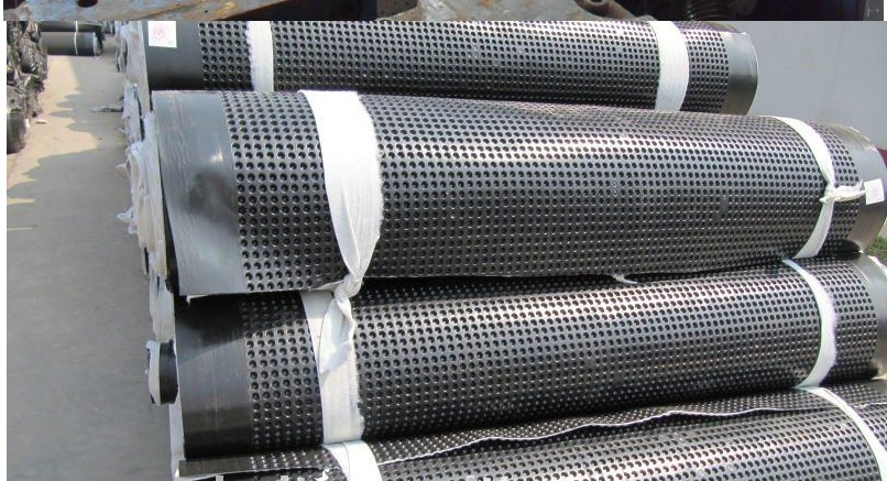 Hot sale composite drainage board black color 2 Meters width by sincere factory/supplier