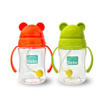 High Quality Tritan Straw Cup for Babies