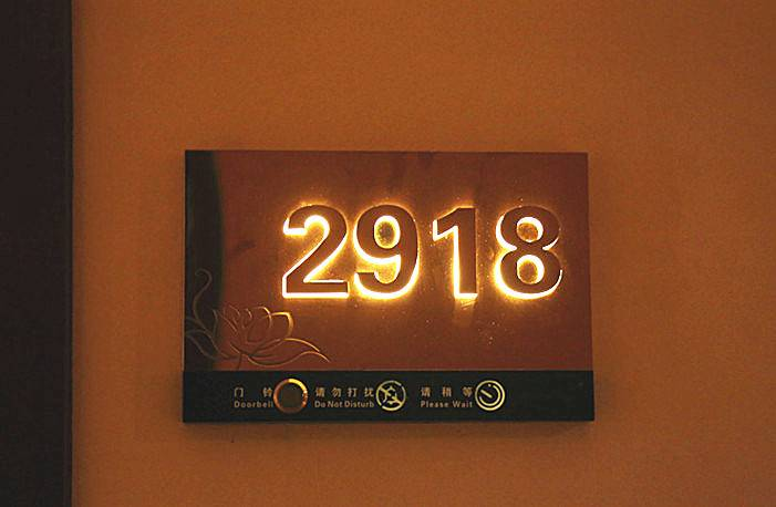 led letter channel letter epoxy resin letter