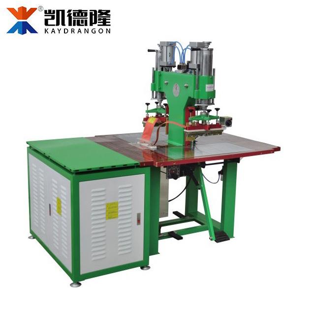 5kw/8kw pvc raincoat double head pnuematic pressure HF welding machine