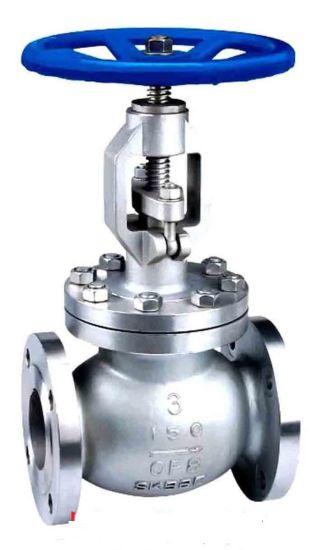 API DIN Globe Valve Stainless Steel