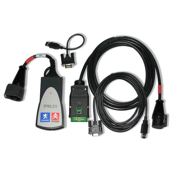 Lexia-3 Citroen/Peugeot diagnostic tool X605