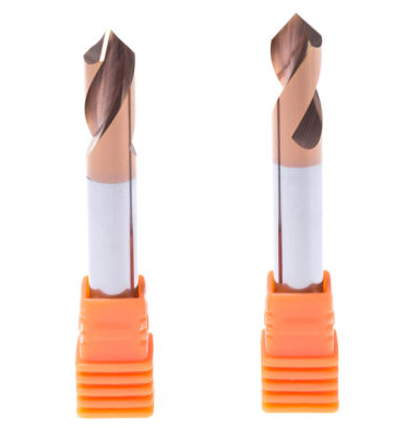 High Quality Solid Tungsten Carbide Spotting Drill Milling Cutter