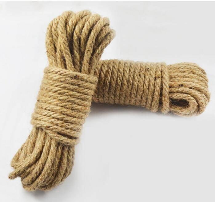 sisal rope/hemp rope/jute rope/mainla rope
