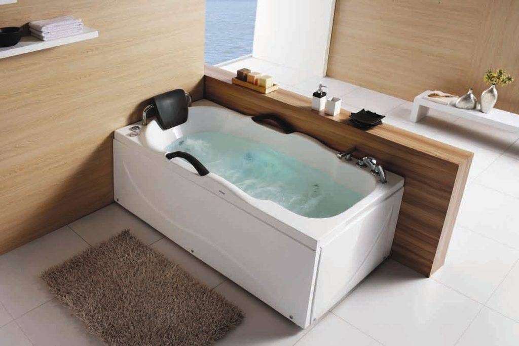 Massage Bathtub M-G908 - Guangdong Midocean Sanitary Ware Co., Ltd