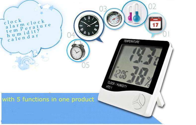 Digital Thermometer Temp. Hygrometer thermometer