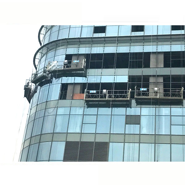 building glass cleaning machine, window cleaning lift