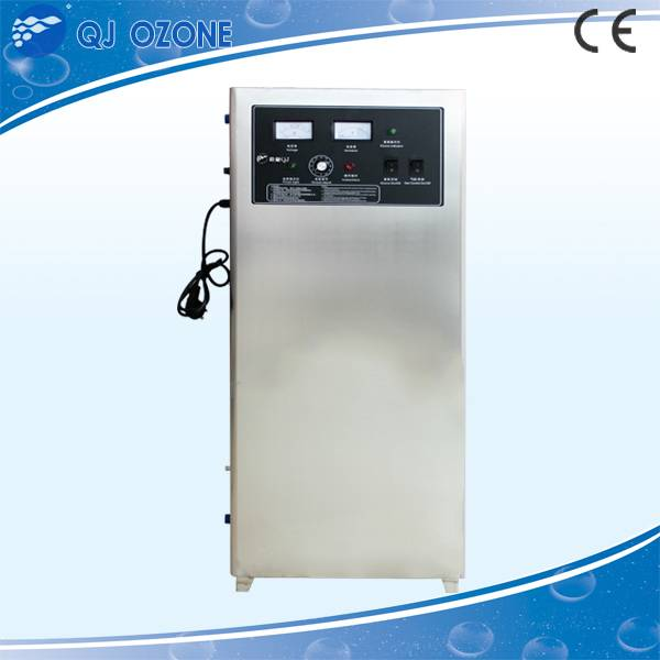 100G ozone water generator , industrial ozone generator water purifier , ozone washing machine