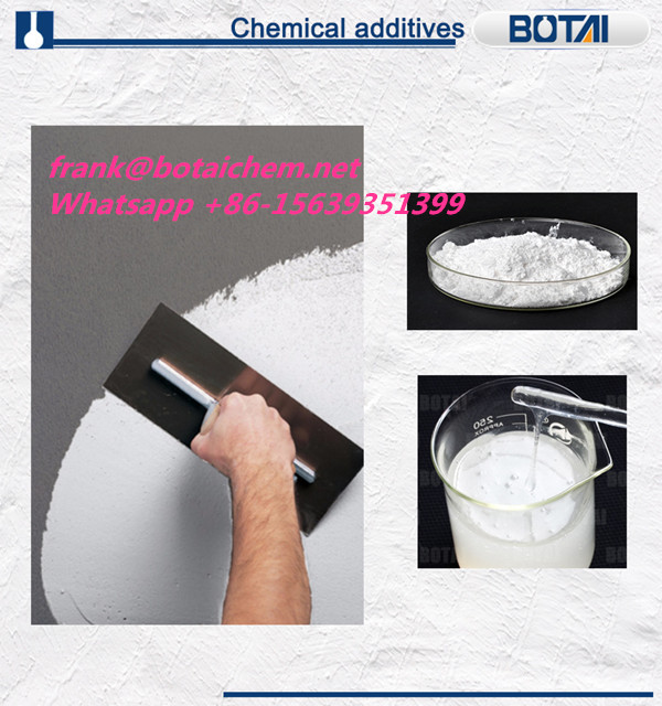 Cellulose Ether HPMC for cement based tile adhesive