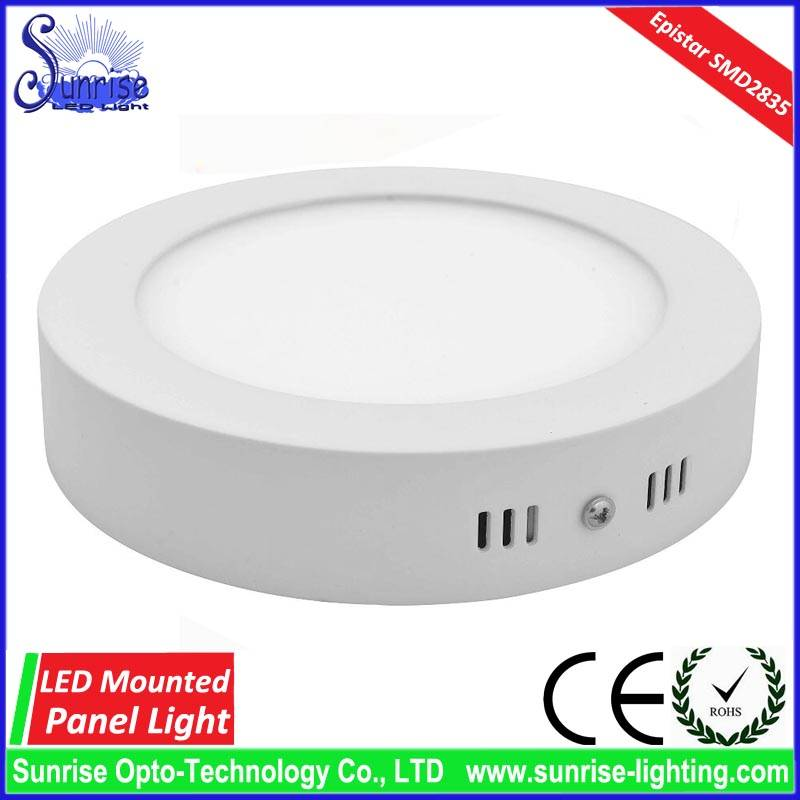 12W round mounted LED ceiling light