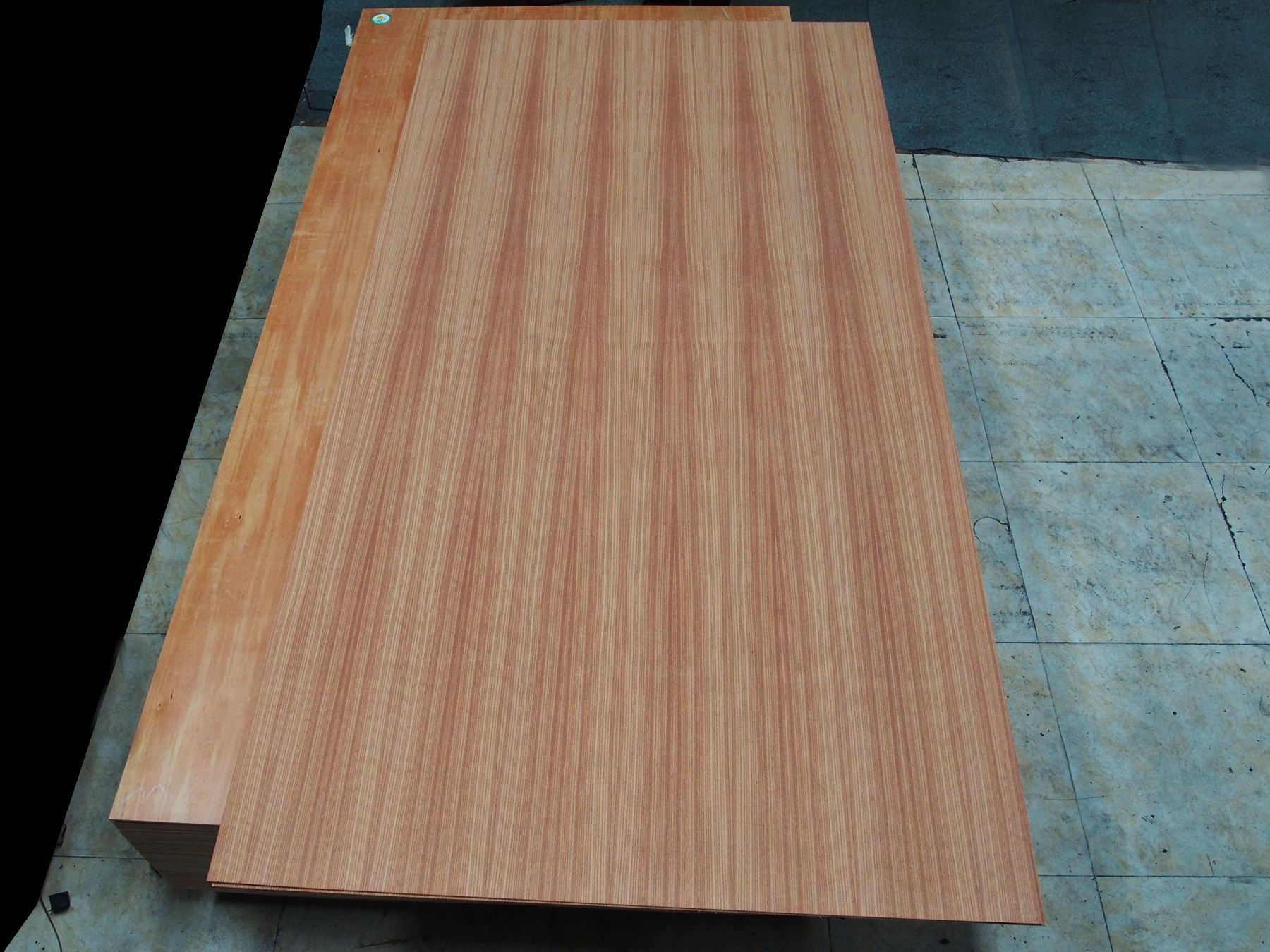 Natural wood veneer commercial plywood