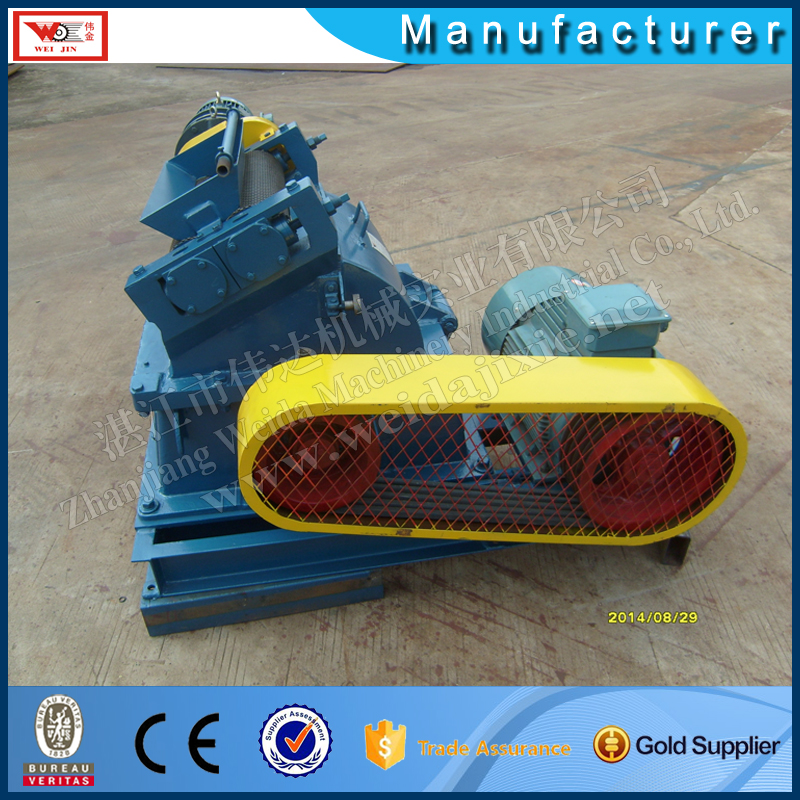Alibaba wholesale Natural hammer mill machineNatural rubber shredder