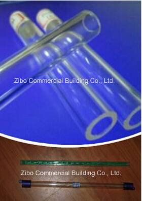 Acrylic/PMMA Tube for LED/Fluorescent Lamp/Decorative Lighting