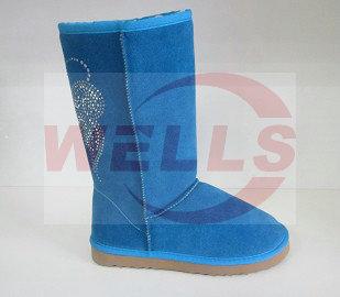 Lady's Boots, Wells-B14037