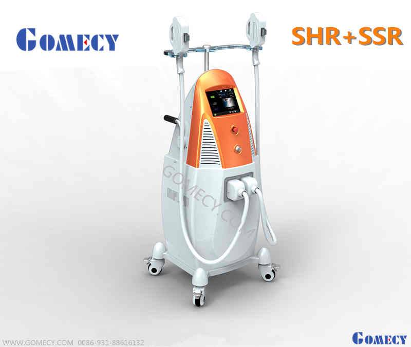 2016 New SHR IPL hair removal and skin rejuvenation ance removal ipl shr laser ipl hair removal syst