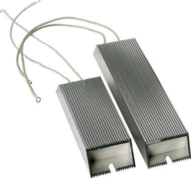 Aluminum Shell Wire Wound Power Resistor 200w
