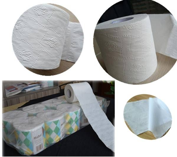 Virgin Soft Toilet Roll tissue paper toilet