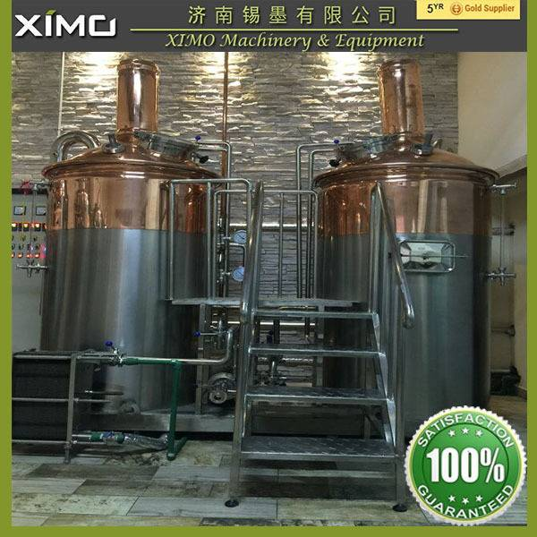 China Supplier Beer Brewery Equipment