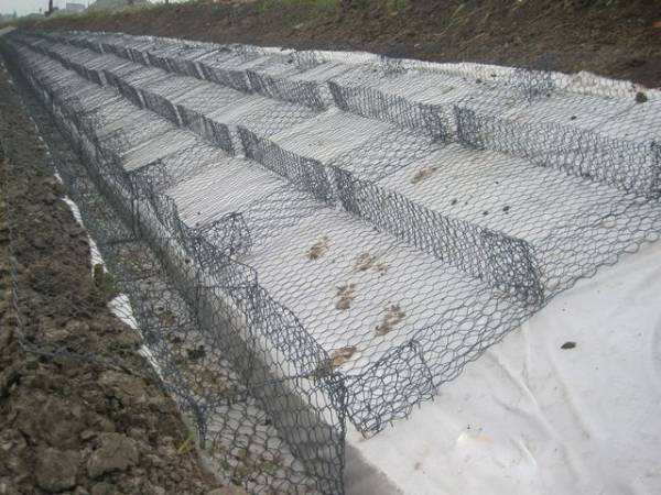 gabion cages/gabion mattress for stone