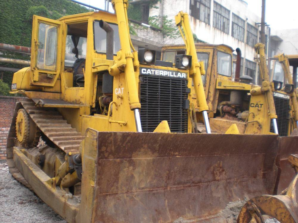 Used bulldozer CAT D6H /secondhand D6H Caterpillar