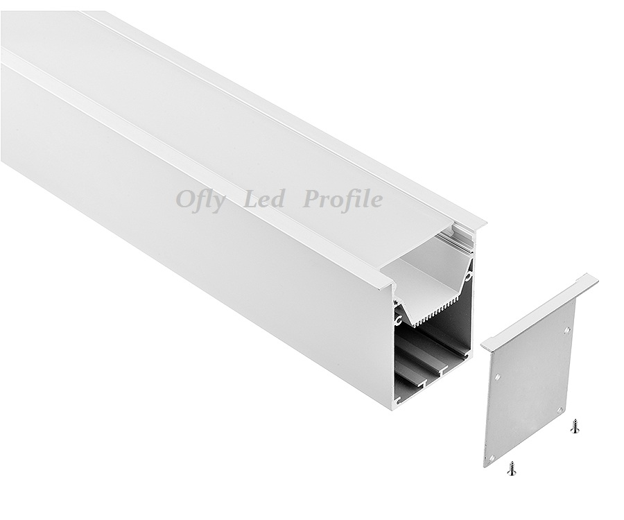 LED Aluminum profile for led strips light, OEM Length