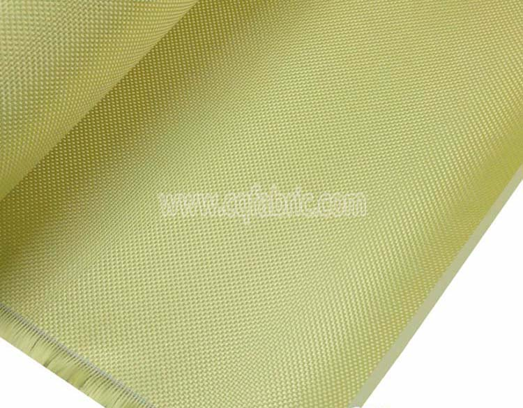 Aramid Fiber 200 Denier Plain Woven 60g/m2 Fabric|Kevlar Yarn Weave Fabric SKF-001