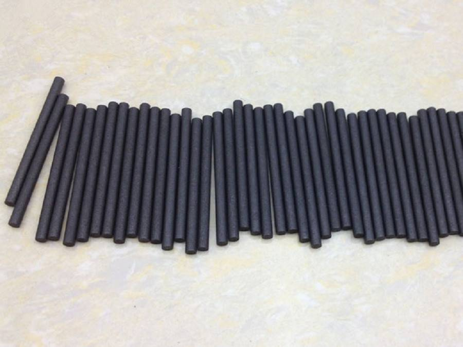 Dia.35*L300mm graphite carbon rod/mini rod/Cylinder of Graphite Lubricants/Electrodes for EDM/indust
