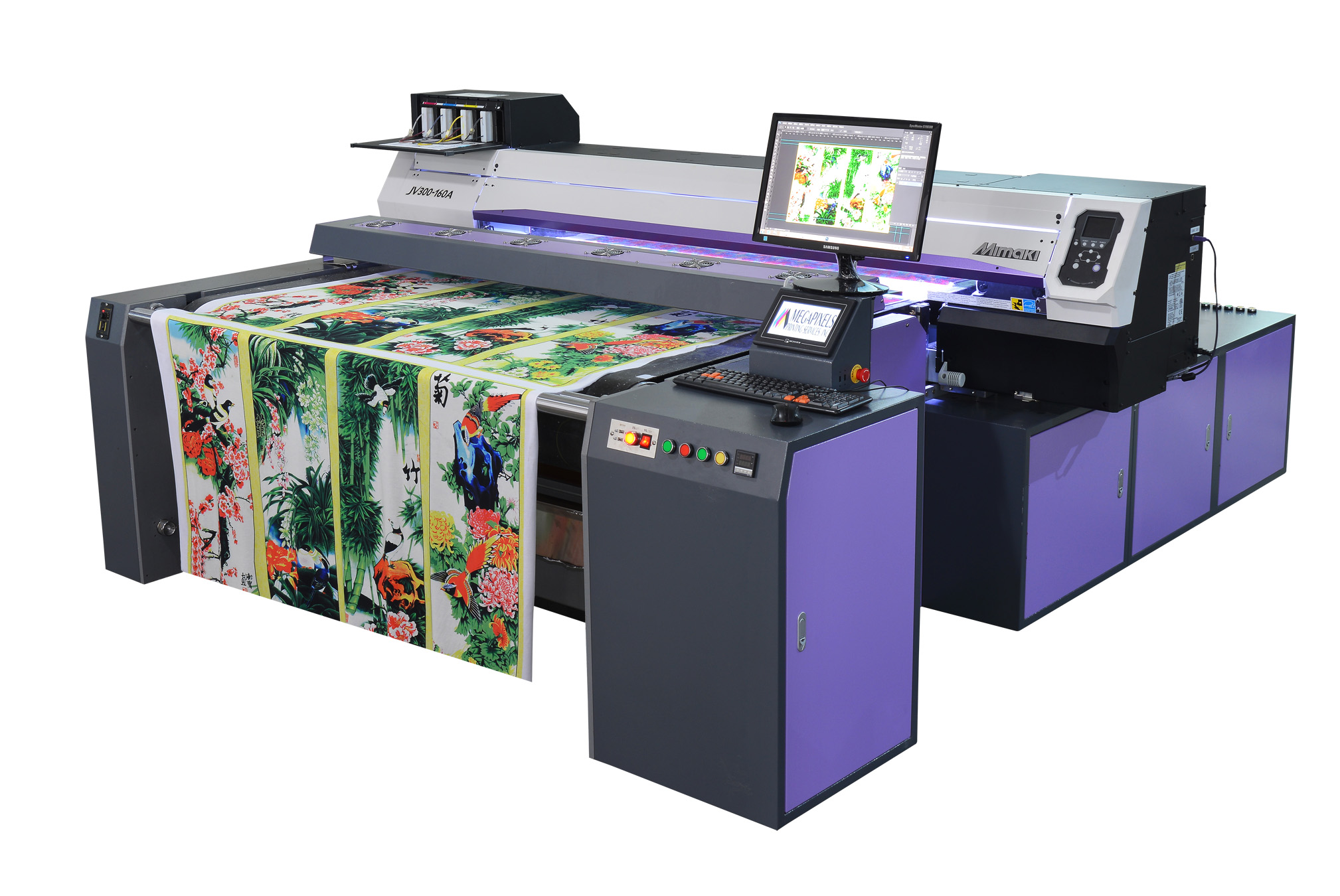 Mimaki Fabric Textile Garment Cotton Direct Printer