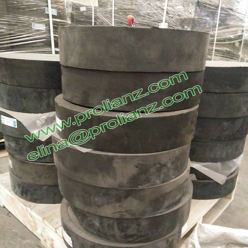 Professional Elastomeric Bearing Pads (Sold to Italy)