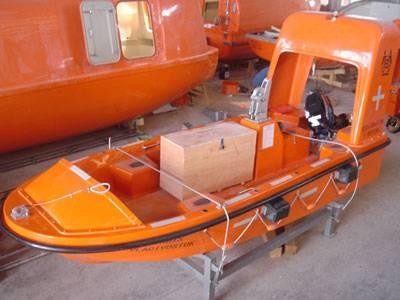 Marine Lifesaving equipment rescue boat/Open type life boat
