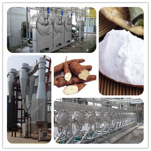 starch processing machine with best price