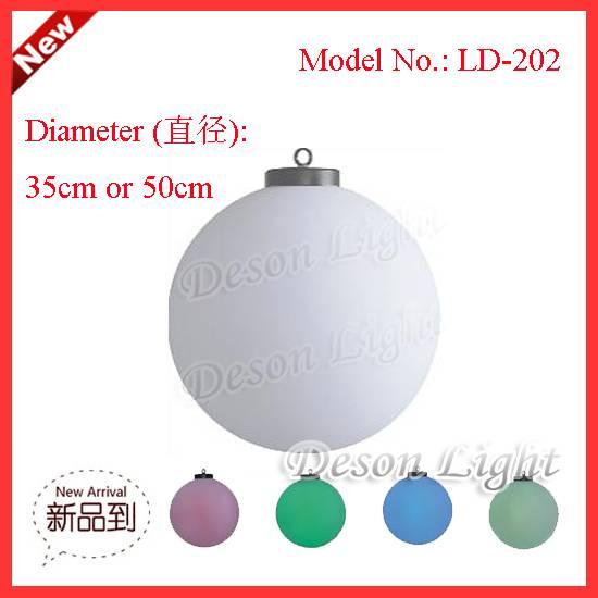 DMX LED lanterns Chirstmas ball light LD-202