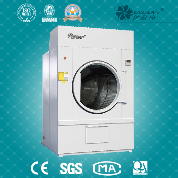 Automatic commercial laundry dryer