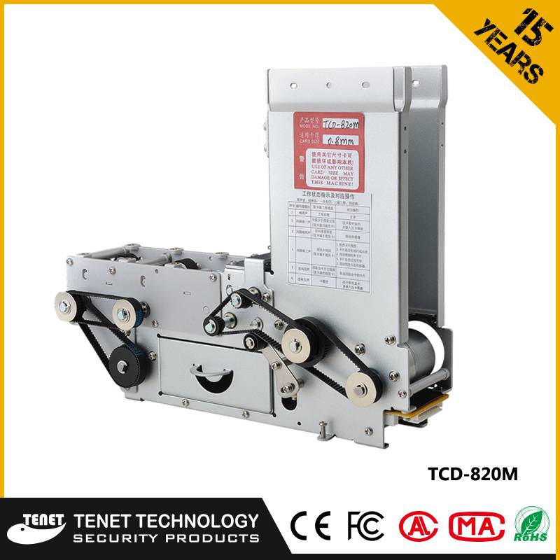 TCD-720M Parking RFID Card Dispenser For Parking Access Control