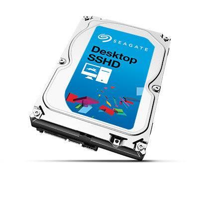 Seagate Desktop SSHD 4TB Internal Hard Hybrid Drive Disk HDD
