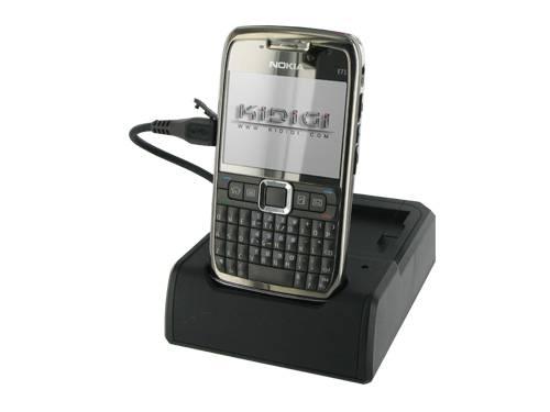 Nokia E71 USB 2nd Battery Cradle