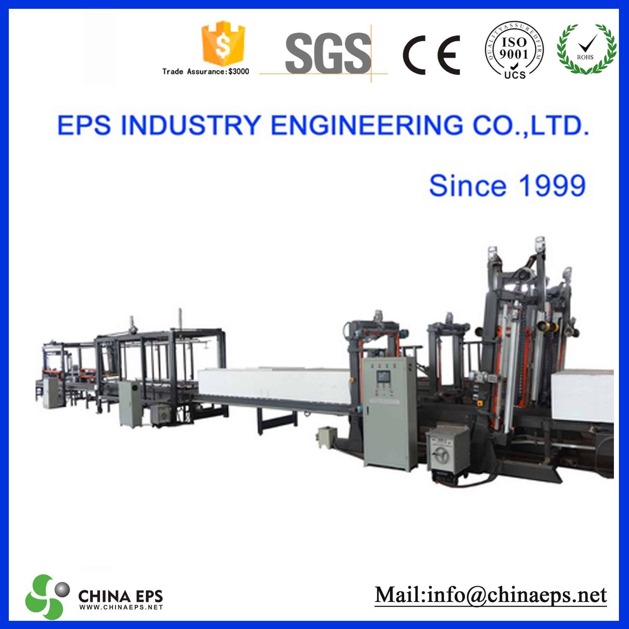 Hot Wire EPS Shape Cutter Machine / EPS Cutting Machines