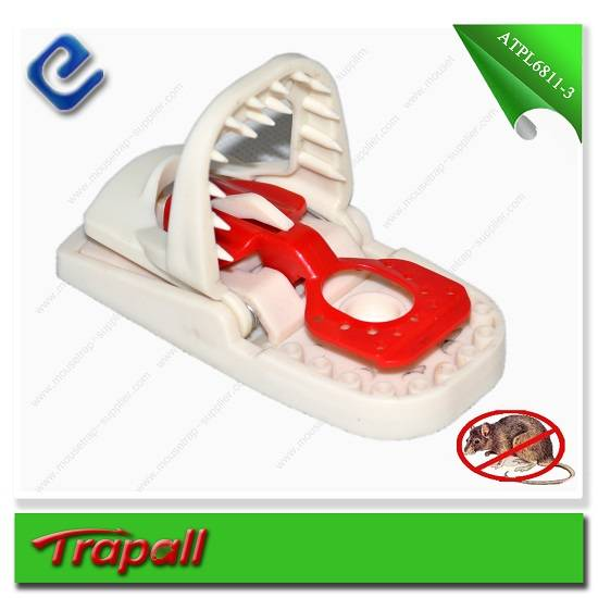 factory sale plastic mouse trap ATPL6811-3